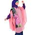 Hijab mode - Hijab fleur