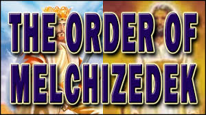 The Order Of Melchizedek - Isaiah 9:8 The Lord God YAHWAH sent 'the' word into Jacob