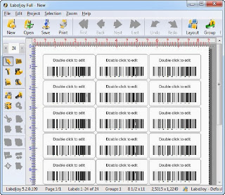Download LabelJoy 5.3.0 Build 106 DC 23.01.2014 Free Portable Software
