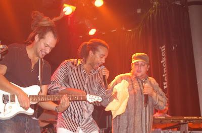 Dub Inc, sala heineken, reggae madrid