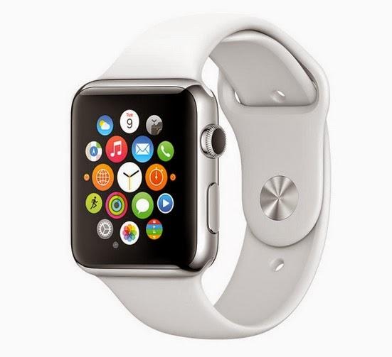 El reloj de Apple