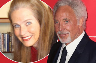 Charlotte Laws and Tom Jones