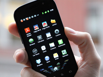 Android 2.3.3 Comes For Nexus S
