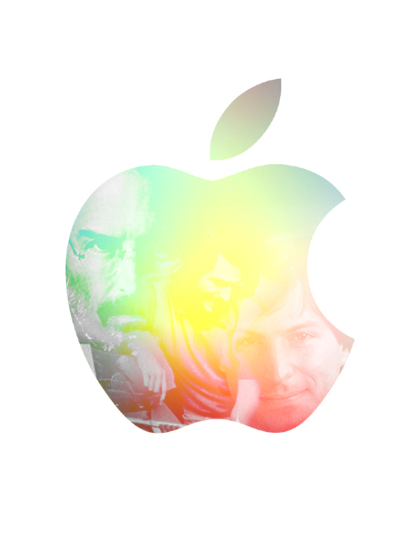 jermaine 20 Awesome Graphical Tributes to Steve Jobs