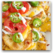Irish Potato Nachos