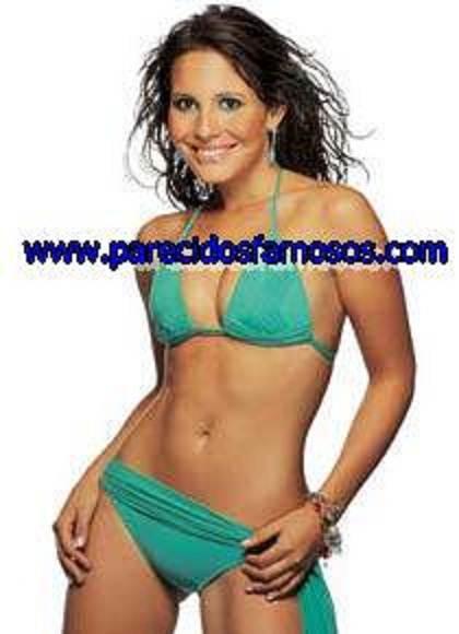 Brasileña Juliana Knust celulitis