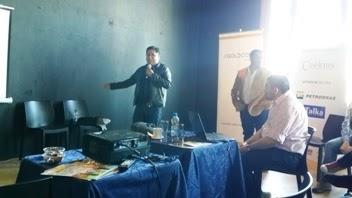 Staff Previsional en la V Expo Patagonia Minera