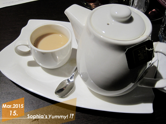 熱港式奶茶