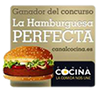 Premio Canal Cocina - Hamburguesa - CocinaConPoco.com