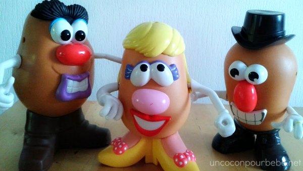 Jouet eveil imagination et dext rit l 39 oeuvre - Madame patate toy story ...