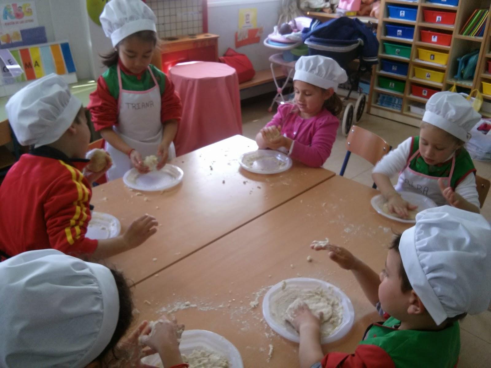 Implementaci n plan igualdad taller de cocina en - Talleres de cocina infantil ...