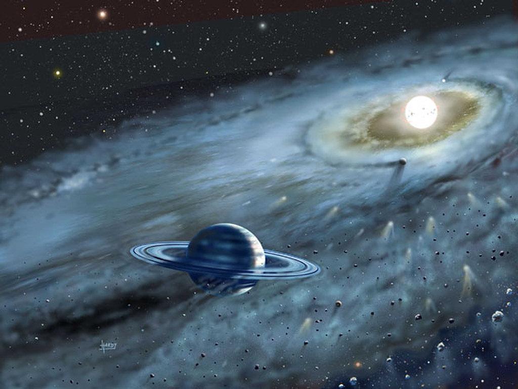 De Una Conferencia  Origen Y Evoluci  N De Nuestro Sistema Solar