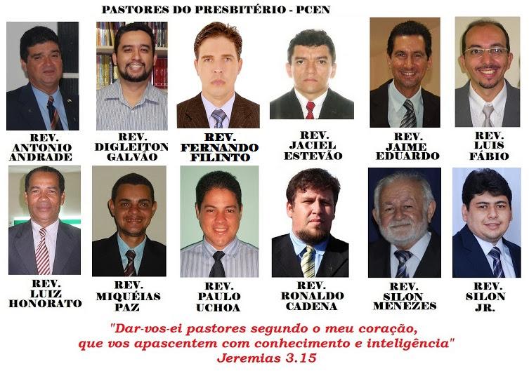 PASTORES DO PCEN