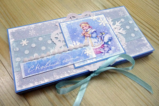 сладкий подарок к новому году