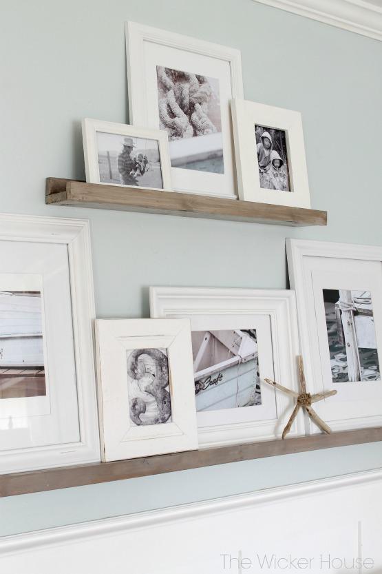 Kids Room Shelf Idea