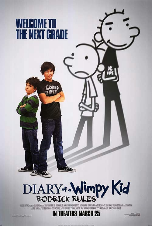 Diary of a wimpy kid rodrick rules top 500 films pick editorial diary of a wimpy kid rodrick rules is the second book in the diary of a wimpy kid series it mainly focuses on greg heffleys relationship with his elder solutioingenieria Image collections