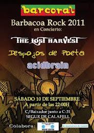 BARBACOA ROCK 2011