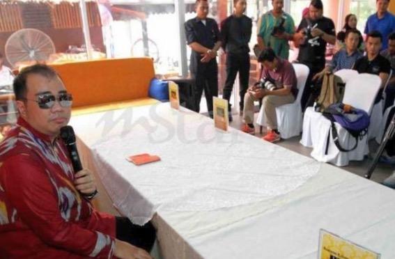 Bekas bapa tiri Sufi Af2015 sedia maafkan jika Sufi mohon maaf atas fitnah yang dilakukan