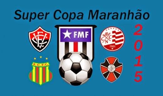 Vitória estreia na Super Copa do Maranhão contra o Náutico