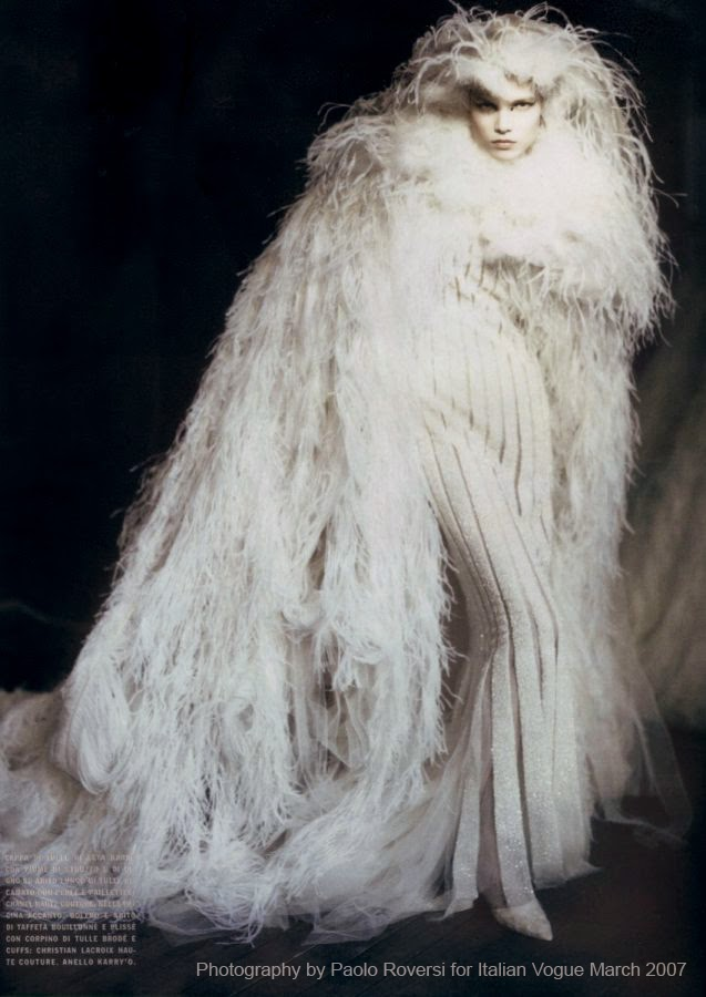 Paolo Roversi for Vogue Italia March 2007 | Ses Rêveries
