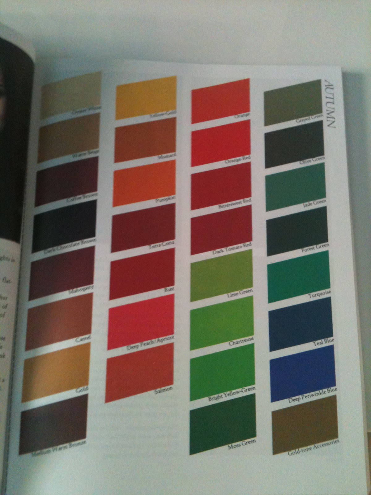 book color me beautiful : These Color Seasons Are Broken And In Depth With Info I Got From The Book Color Me Beautiful How To Find Your Perfect Colors