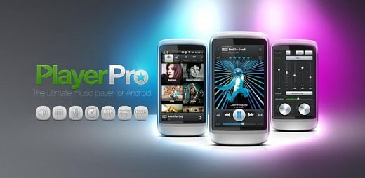 playerpro music player android apps downloads