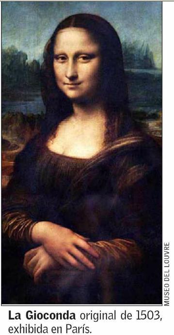 Related to La 'Gioconda' de El Prado fue realizada al mismo tiempo