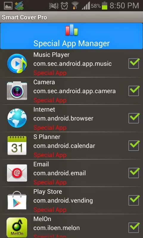 Smart Cover Pro (Screen Off) v1.6.3