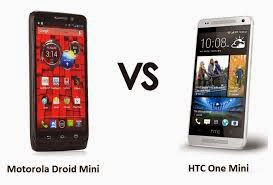 Motorola droid mini vs htc one mini