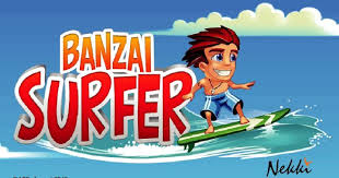 Download Android Game Banzai Surfer APK 2013
