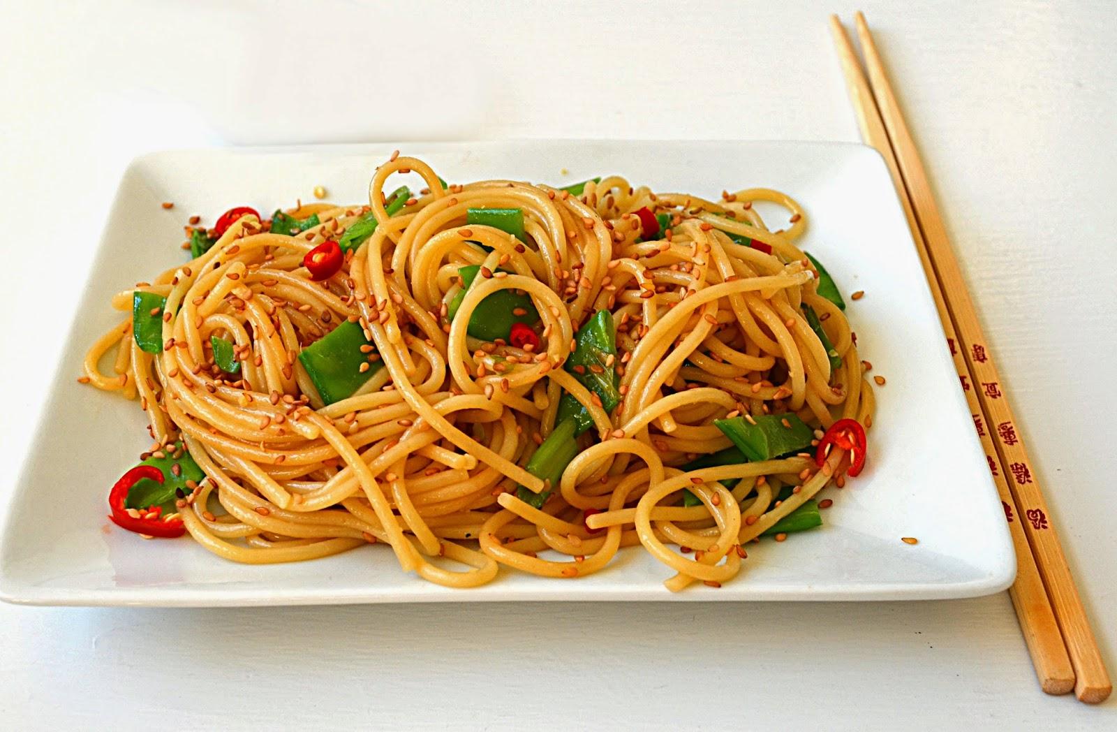 sesame noodles gingered sesame noodles lighter sesame noodles cold ...