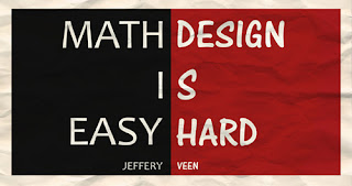 design art quotes dp pictures math design is easy hard