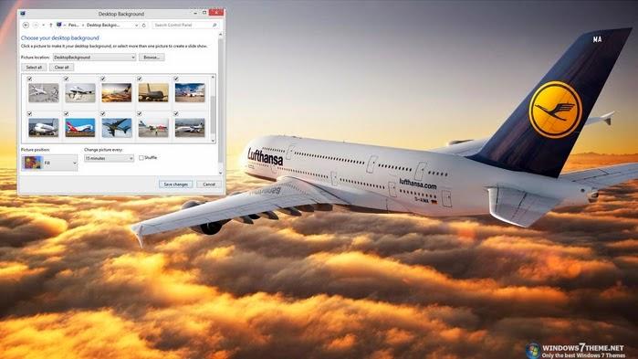طائرات ايرباص لويندوز