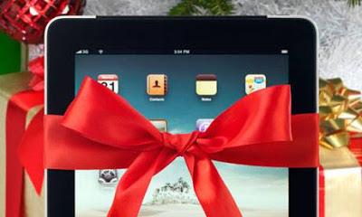 Une tablette pour Noel
