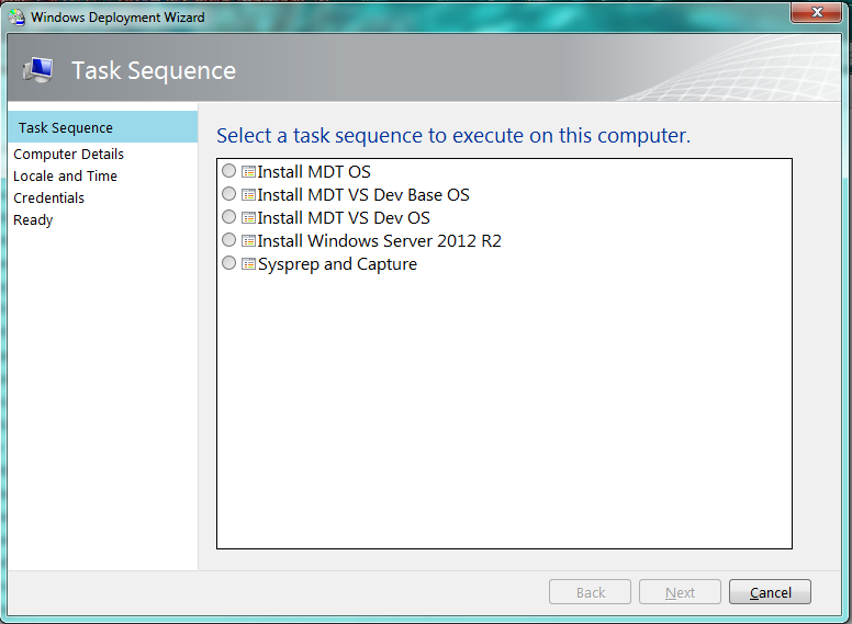 microsoft deployment toolkit 2012 setup guide step by step