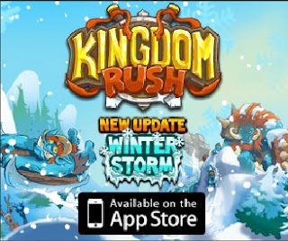kingdom rush winter storm update