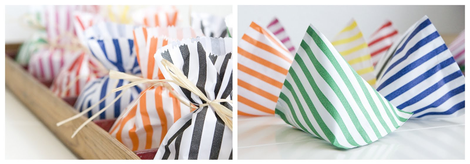 Cheap Cheerful Wedding Favours