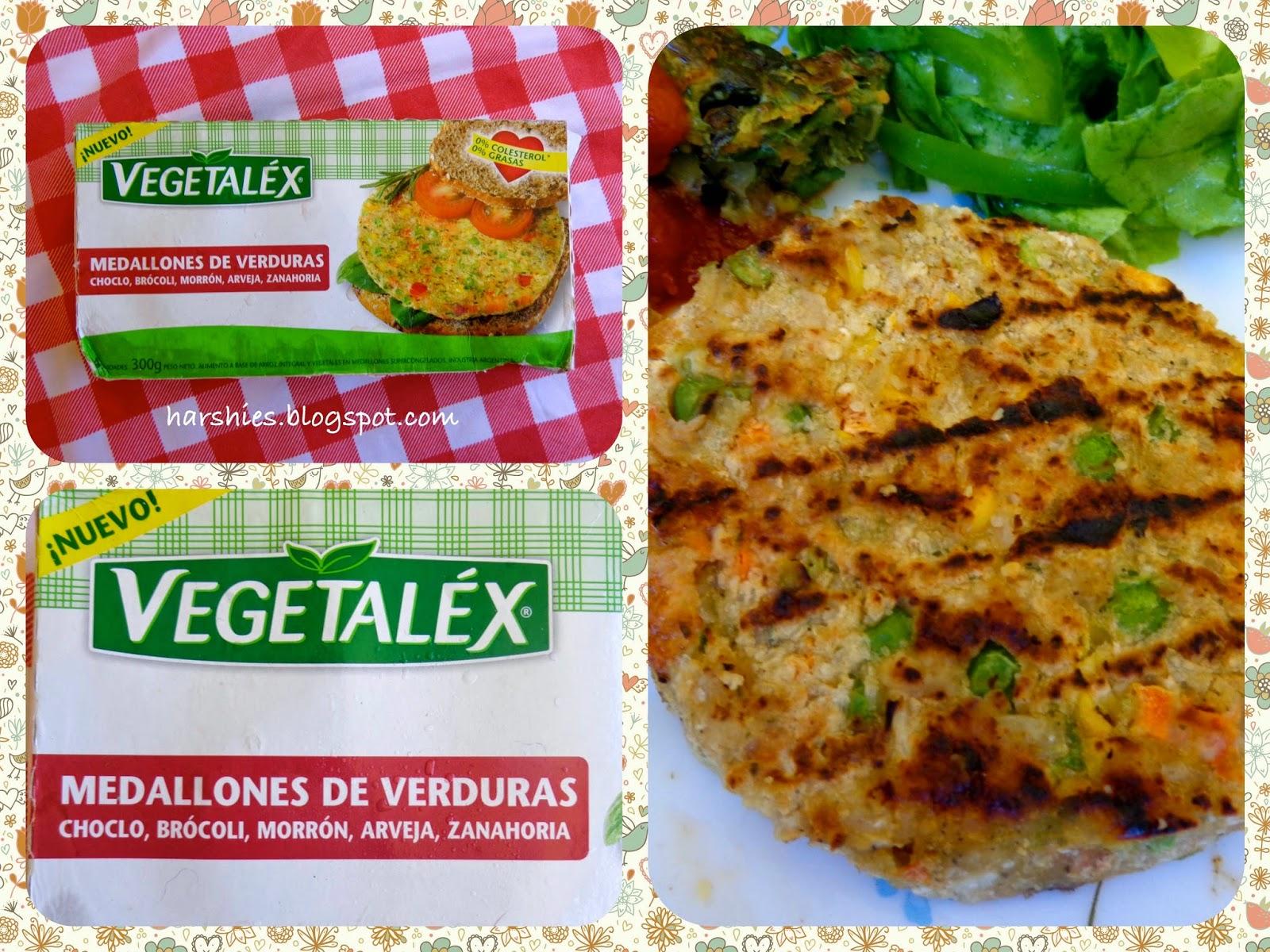 Instantáneas de mi vida: medallones de verduras Vegataléx o una ...