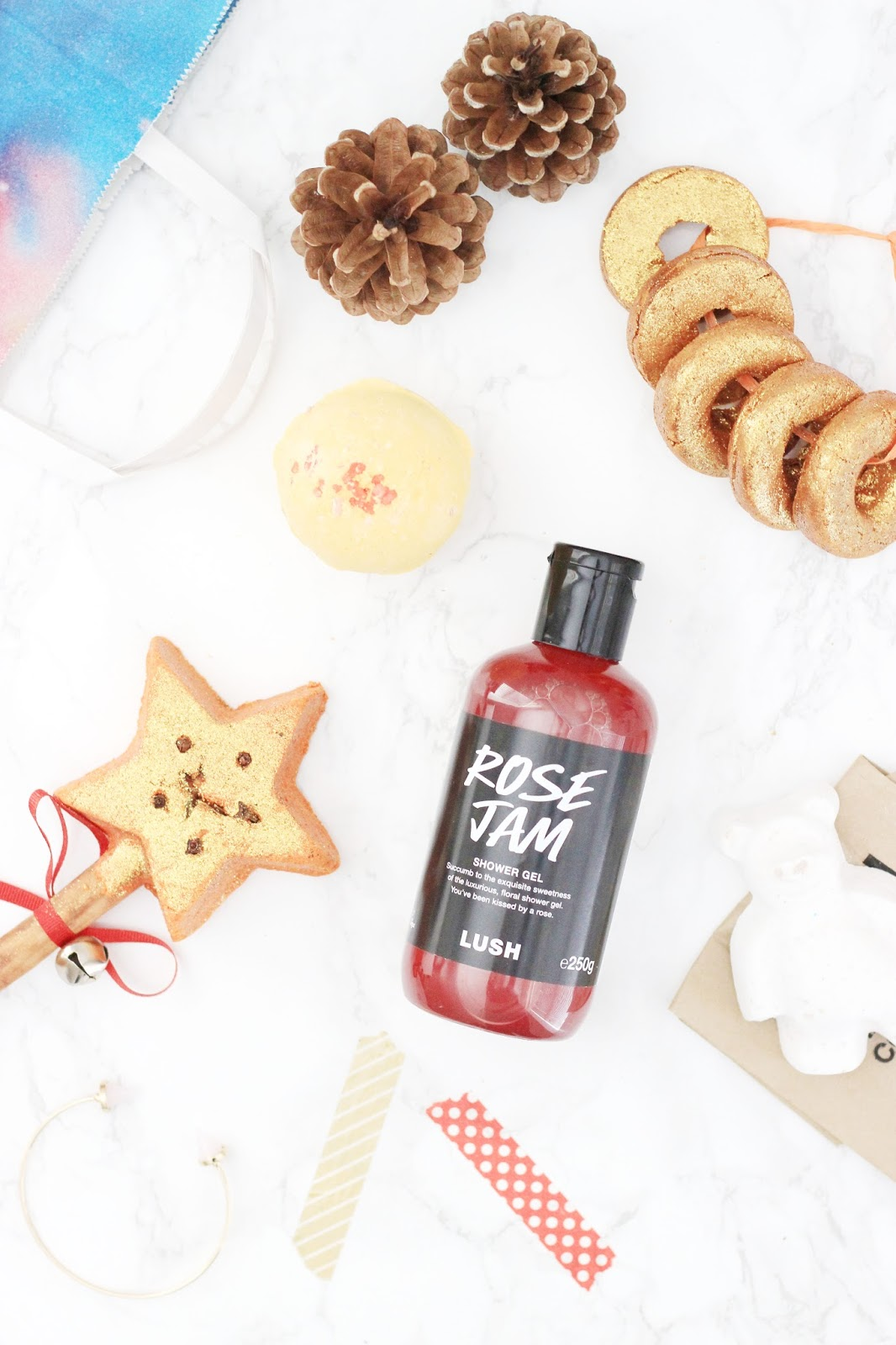 Lush Christmas Collection 2015