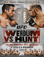 descargar JUFC 180: Werdum vs. Hunt gratis, UFC 180: Werdum vs. Hunt online