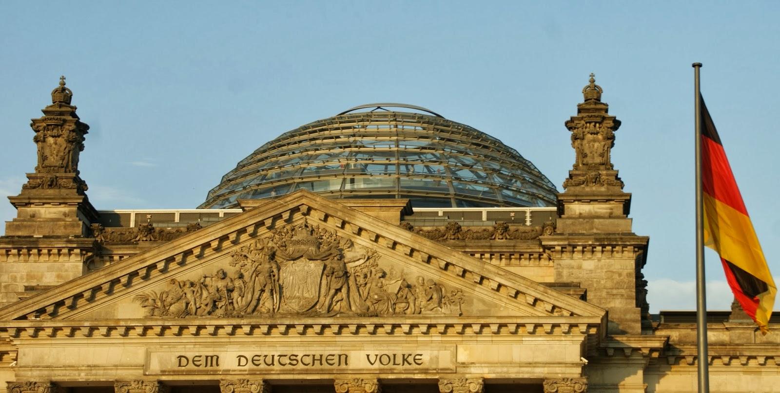 cupola parlamento tedesco