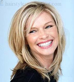 Medium Layered Shag  Hairstyles