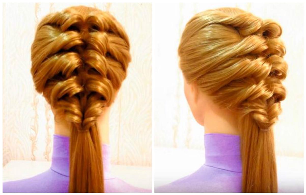 Los mejores v deo tutoriales de peinados bonitos y f ciles - Peinados bonitos paso a paso ...