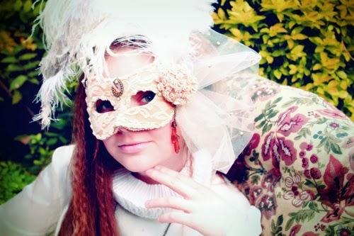 mascaras venecianas de halloween