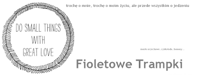 Fioletowe Trampki