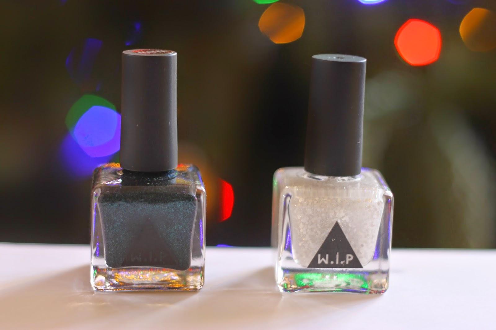Christmas presents Urban Outfitters nail polish