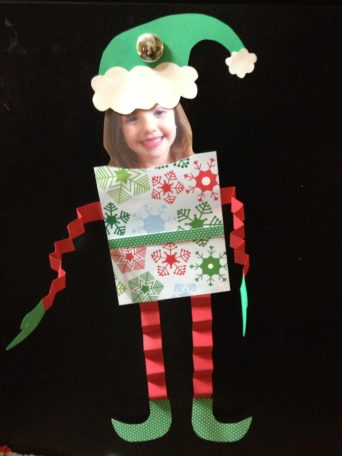 Thanksgiving and elf yourself mrs pauley 39 s kindergarten for Elf shelf craft show