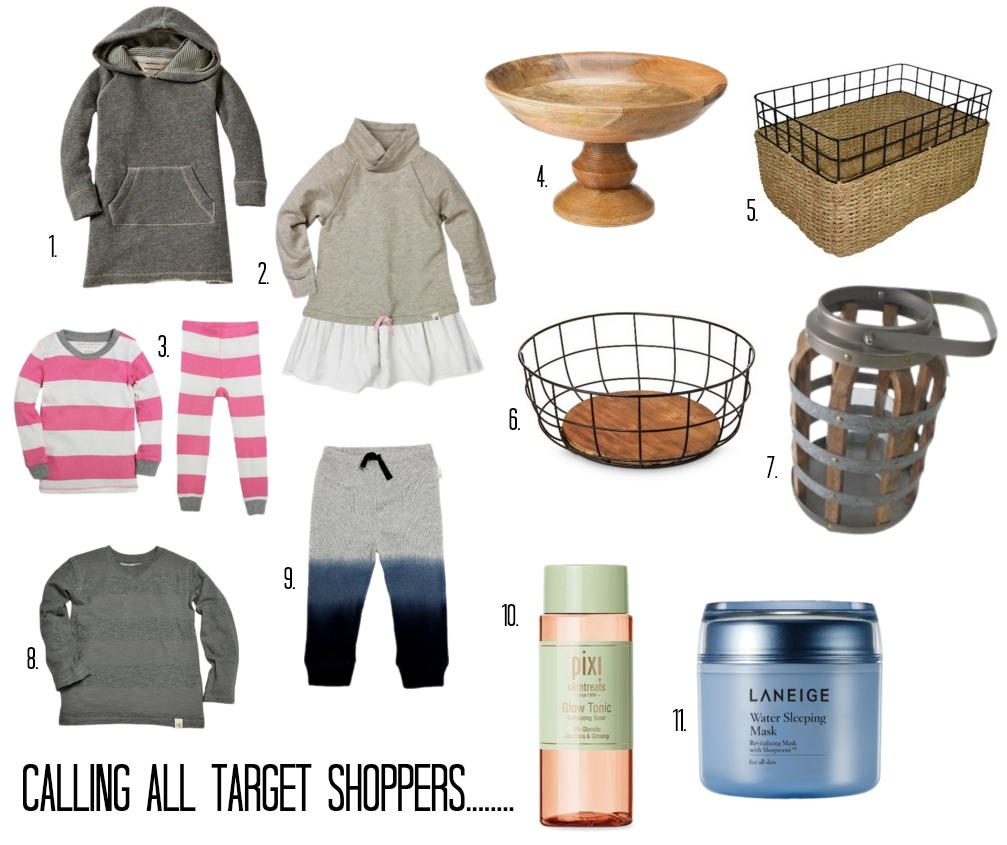 What to buy from Target, online!