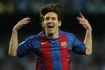 Messi agredido le pegaron a Messi en Rosario