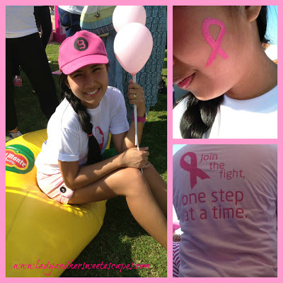 paint_the_town_pink at_the Pink Walkathon